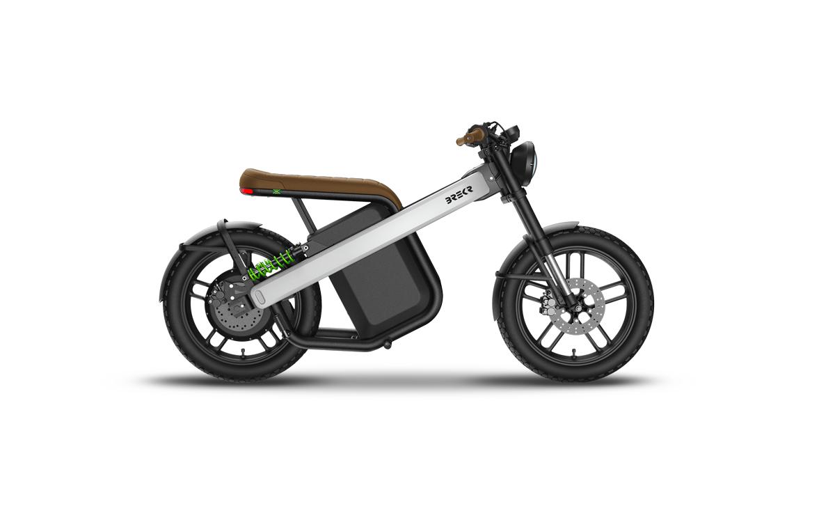 BREKR deux-roues electrique