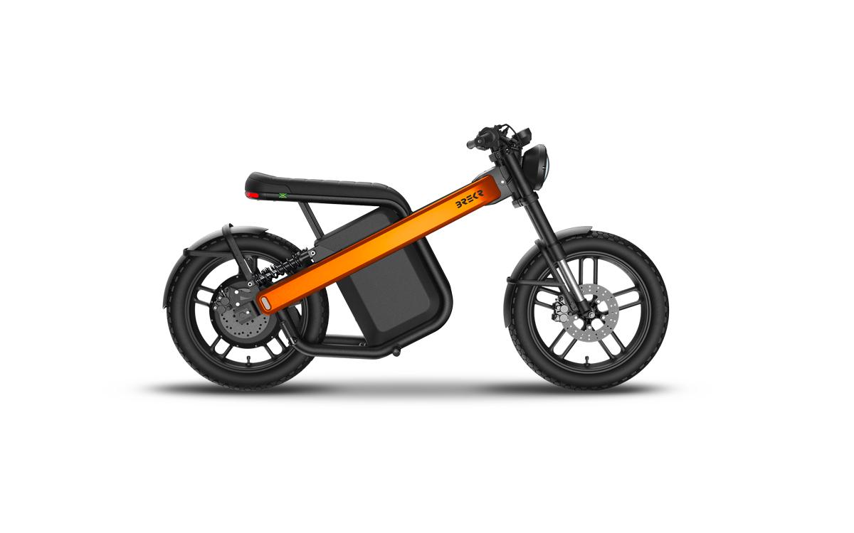 Brekr fabricant néerlandais deux-roues électrique