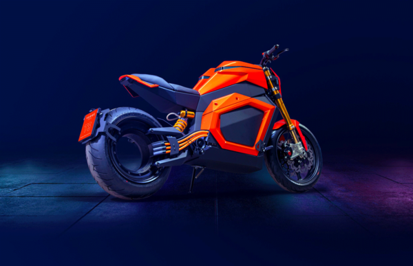 Verge motorcycles electric roadster