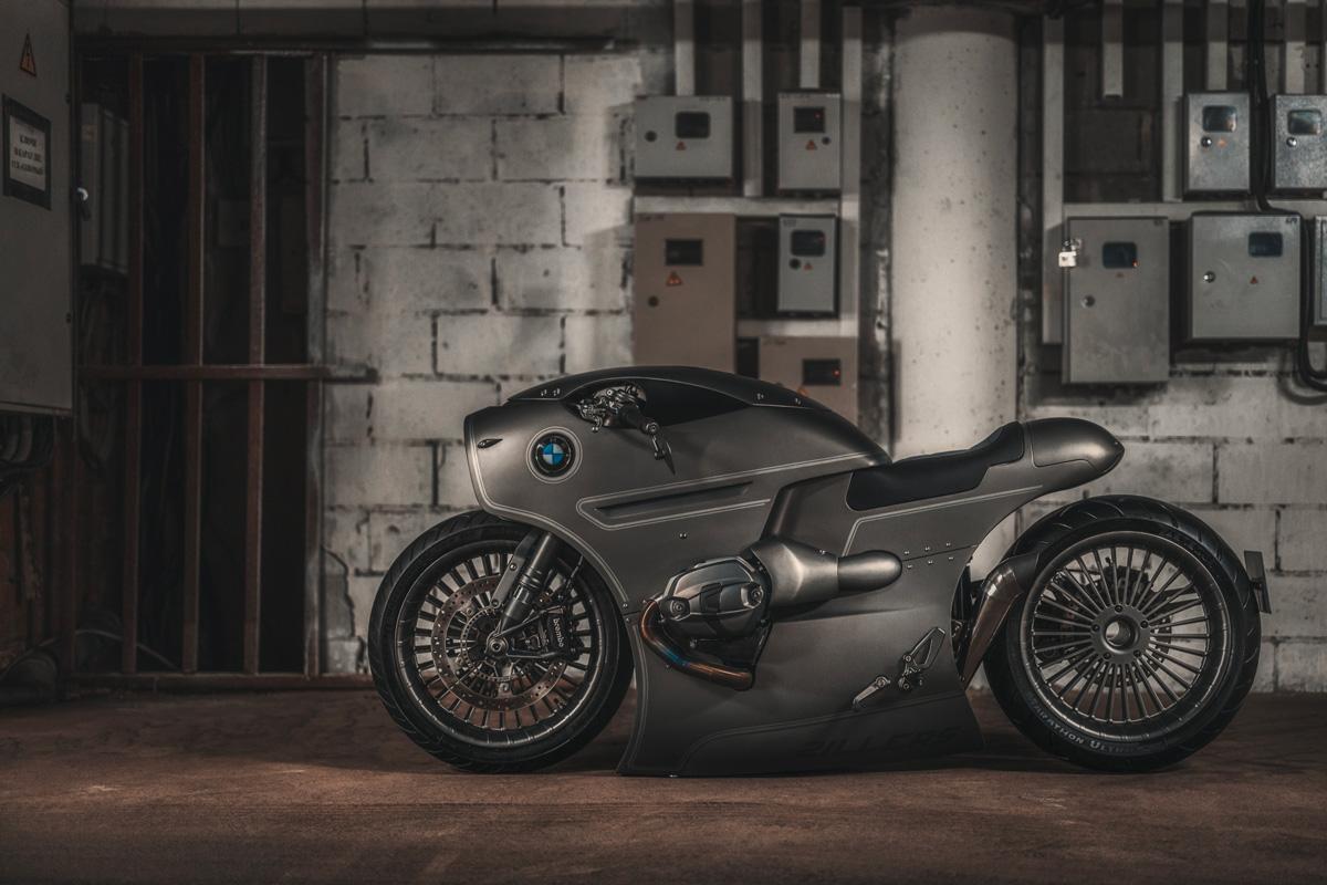 BMW R Nine T Zillers Garage