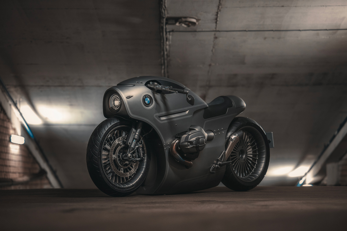 BMW R Nine T Zillers Garage
