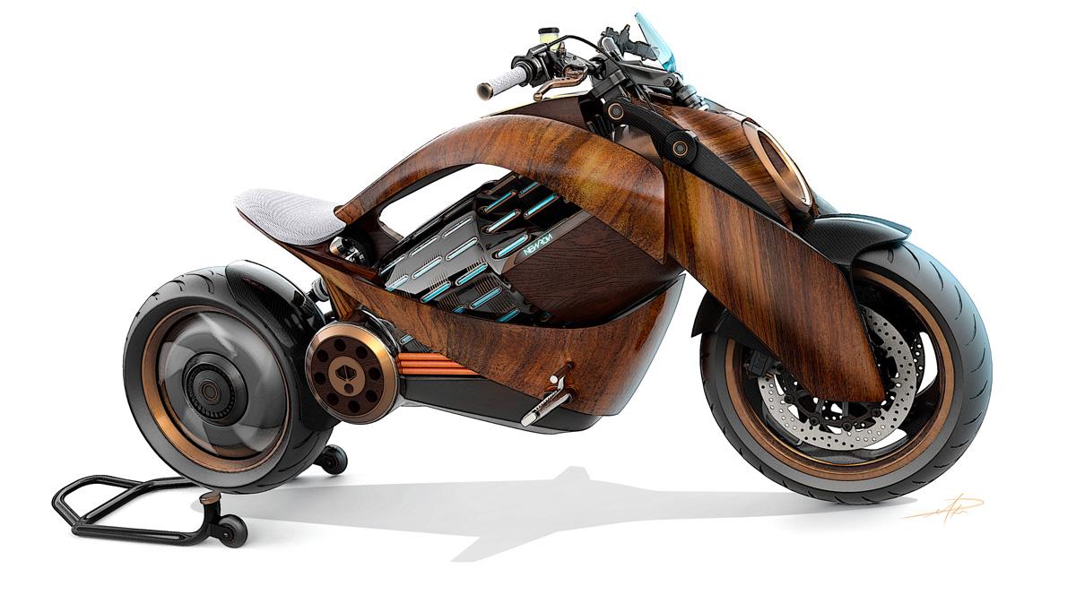 moto Newron