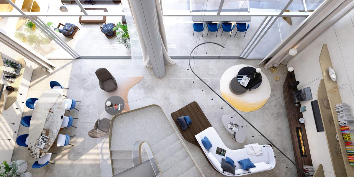 Pininfarina design interieur