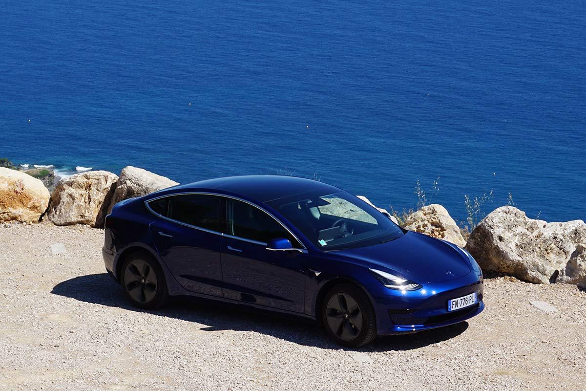 Tesla application Stiilt