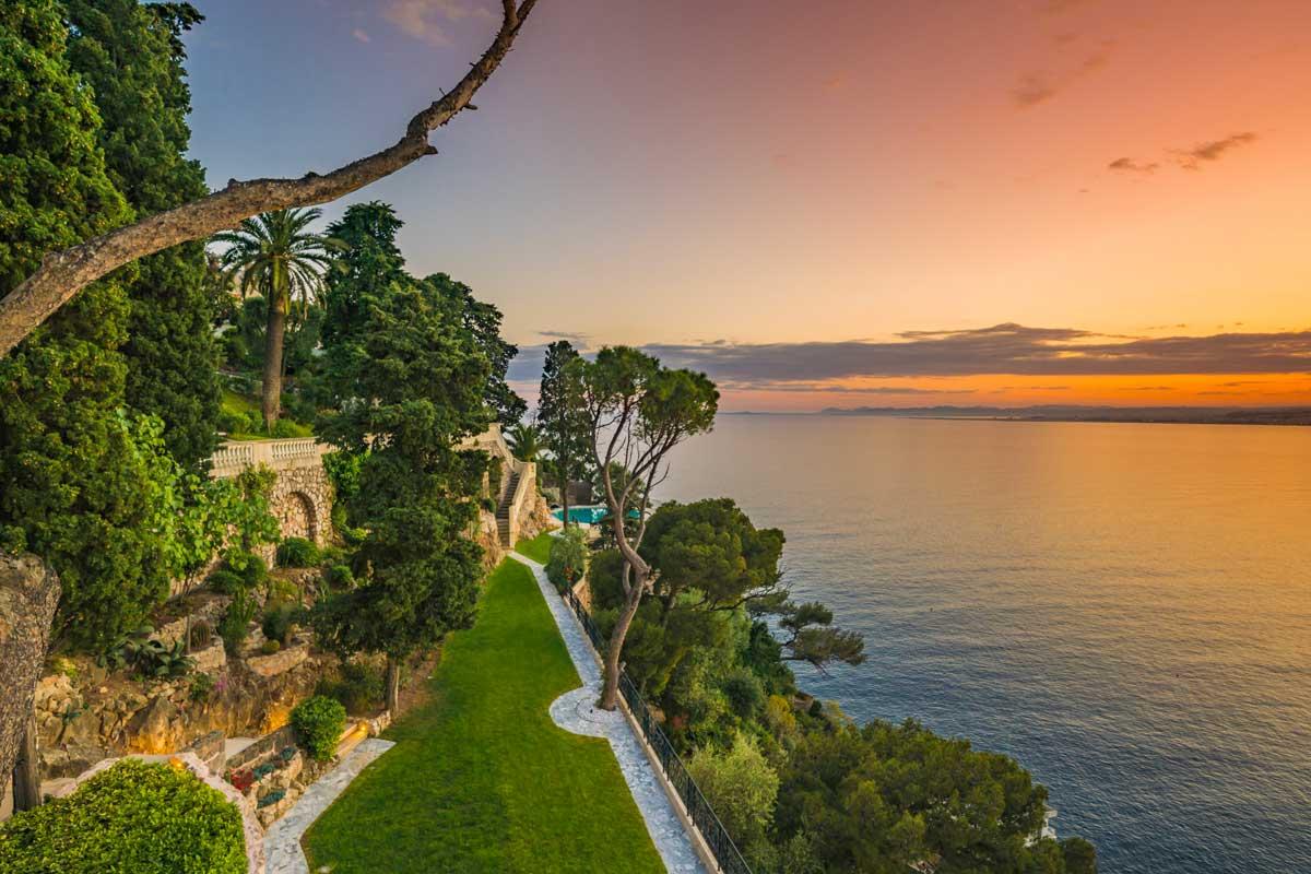 Villa Roc Fleuri Cap de Nice