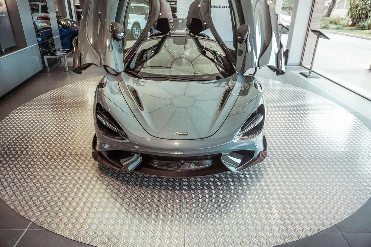 Monaco McLaren 765 LT