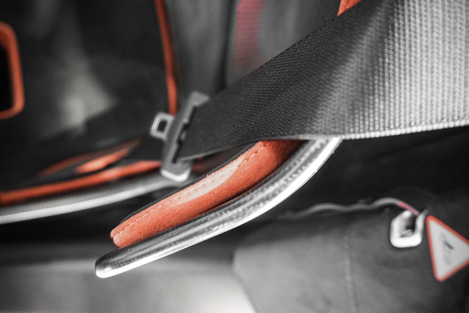 interieur McLaren 765LT