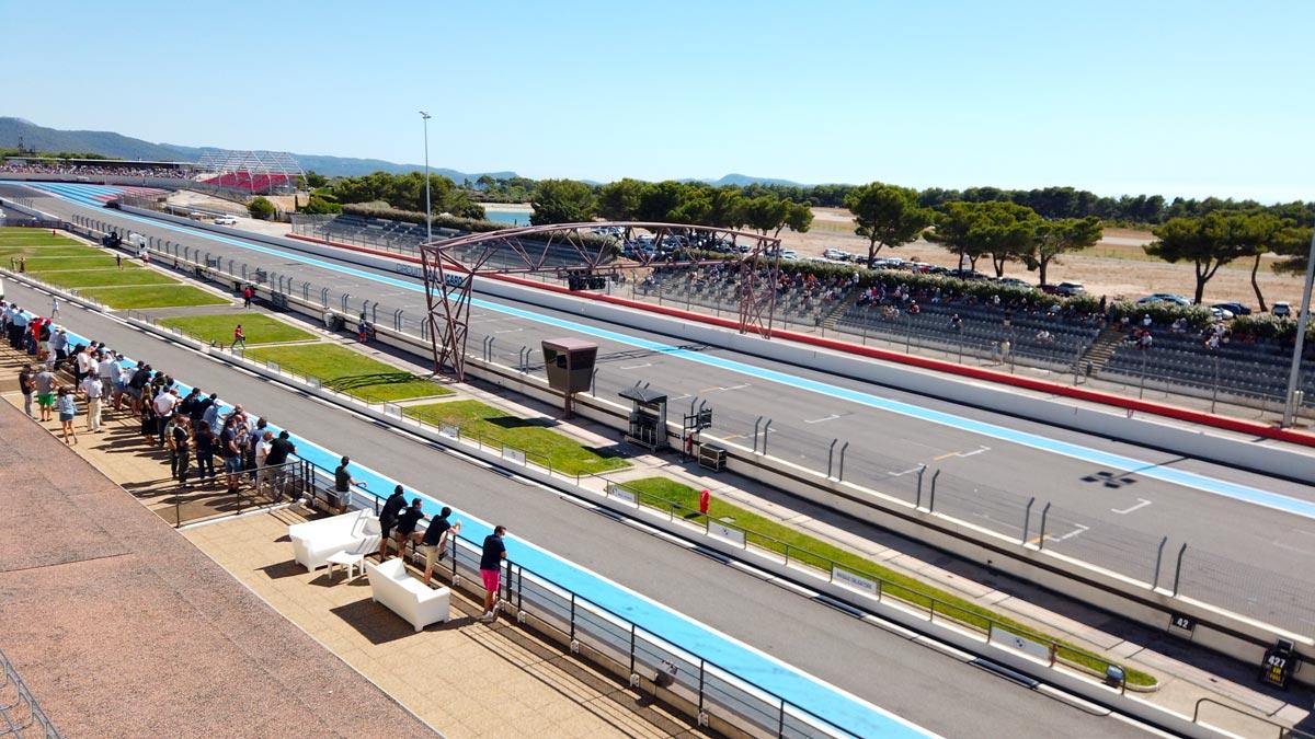 Le Castellet circuit Paul Ricard