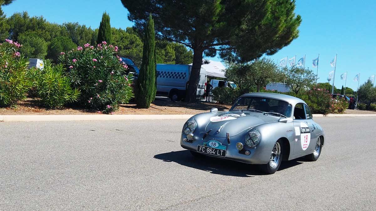 Porsche 356 Tour Auto Optic2000
